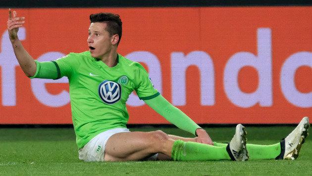 Draxler geht für 47 Mio. € von Wolfsburg zu PSG! (Bild: APA/AFP/dpa/PETER STEFFEN)