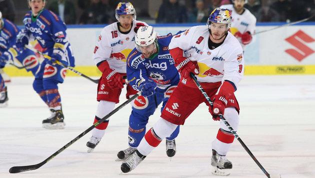 Salzburg & Linz machen einen Punkt auf Caps gut (Bild: GEPA)