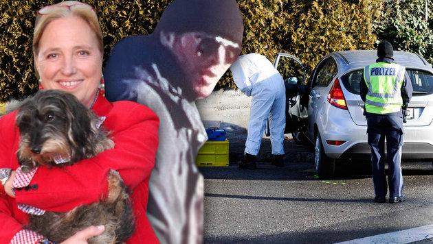 Sissy Böhm liegt nach Entführung im Koma (Bild: LKA Tirol, zeitungsfoto.at, Recka Hammann)
