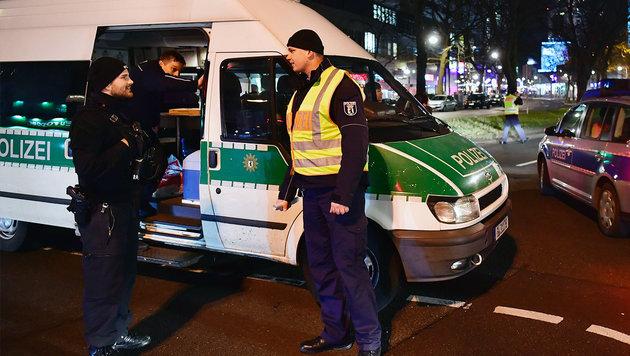 """Verdächtiger Pakistaner: """"Wollte U-Bahn erwischen"""" (Bild: AFP/MACDOUGALL)"""