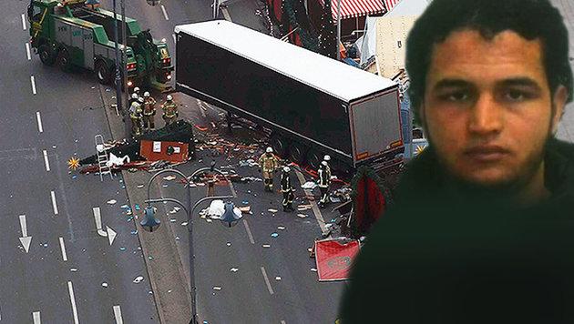 Terror-Teufel von Berlin in Mailand erschossen (Bild: AFP/ODD ANDERSEN, twitter.com)