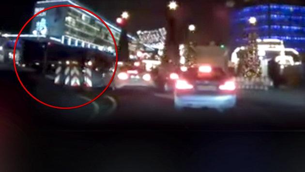 Lkw-Bremssystem verhinderte noch mehr Tote (Bild: YouTube.com)