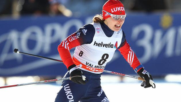 Dopingverdacht: Russin Ivanova gesperrt (Bild: GEPA)
