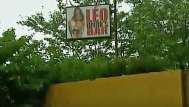 Das Bordell liegt an der Bundesstraße in der brasilianischen Stadt Jaboticabal. (Bild: Screenshot/Twitter.com)
