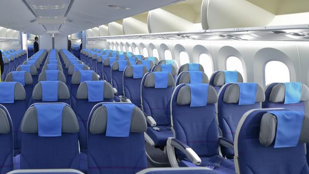 Herzstillstand: Zehnjährige stirbt während Flug (Bild: APA/HERBERT NEUBAUER)