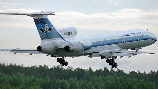 Russische Tupolew (Symbolbild) (Bild: dpa)