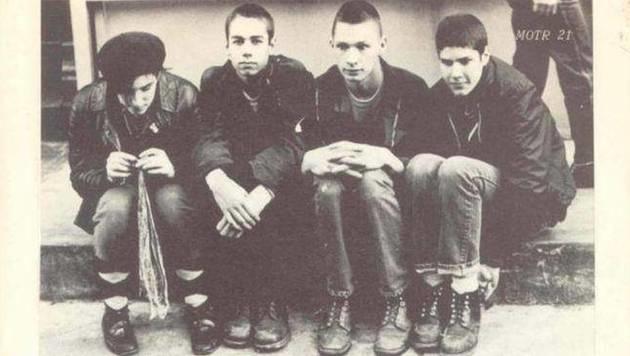 John Berry (Zweiter von rechts) war Gründungsmitglied der Beastie Boys. Er wurde 52 Jahre alt.