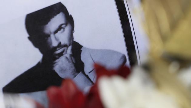 Erster Todestag von George Michael (Bild: The Associated Press)