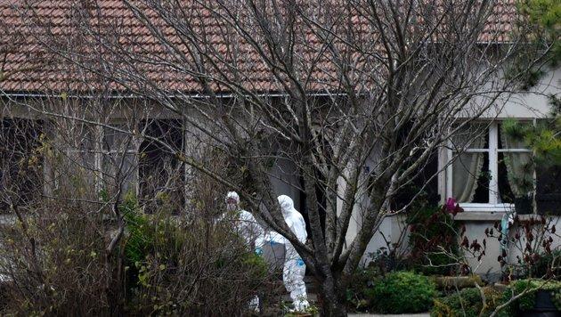 23-Jähriger tötet in Frankreich drei Pensionisten (Bild: APA/AFP/JEAN-PHILIPPE KSIAZEK)