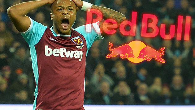 Krallt sich Red Bull nun auch West Ham in London? (Bild: APA/AFP/GLYN KIRK)