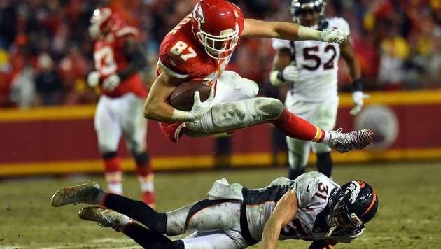 NFL-Titelverteidiger Broncos verpassen Play-off (Bild: APA/AFP/GETTY IMAGES/Jason Hanna)