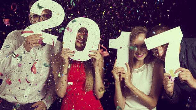 Wir blicken wieder hoffnungsvoller ins neue Jahr (Bild: thinkstockphotos,de)