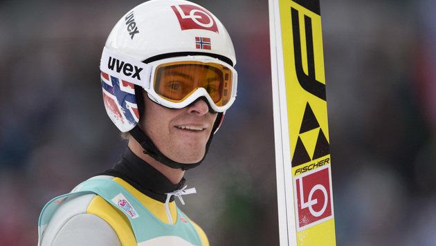 Daniel Andre Tande (Bild: AP)