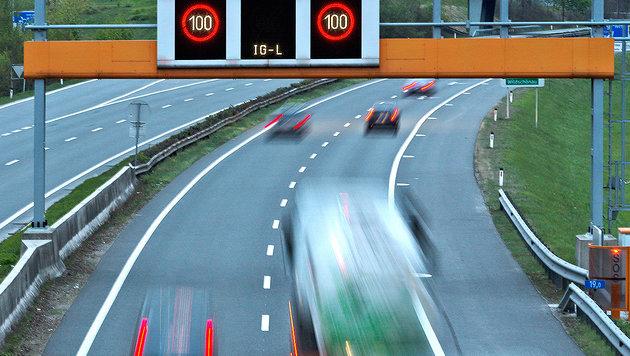 2017 brechen harte Zeiten für Verkehrssünder an (Bild: Bildagentur Mühlanger)