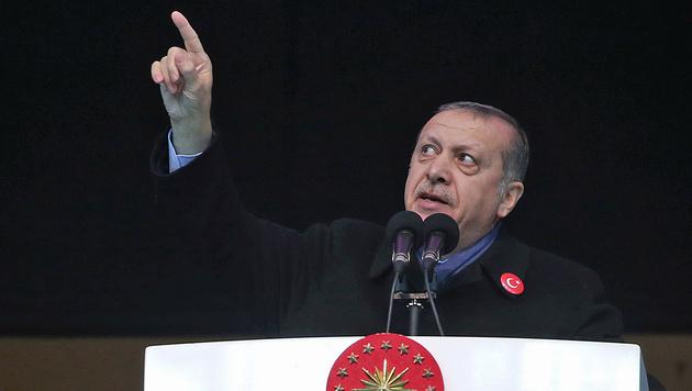 Türkei: Erster Schritt zum Präsidialsystem (Bild: AP)