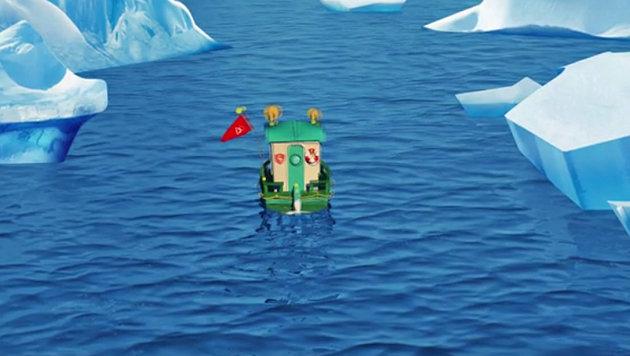 Handyspiel liefert Daten für die Demenzforschung (Bild: seaheroquest.com)