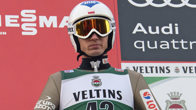 Kamil Stoch (Bild: Associated Press)