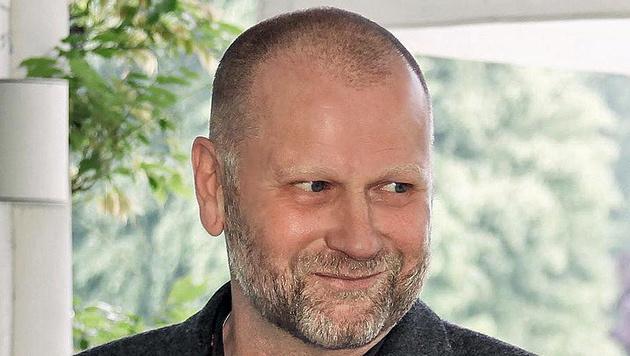 Gerald Wagener ist Vorstand des CDU-Kreisverbandes Krefeld und macht gegen Merkel mobil. (Bild: Homepage Gerald Wagener)