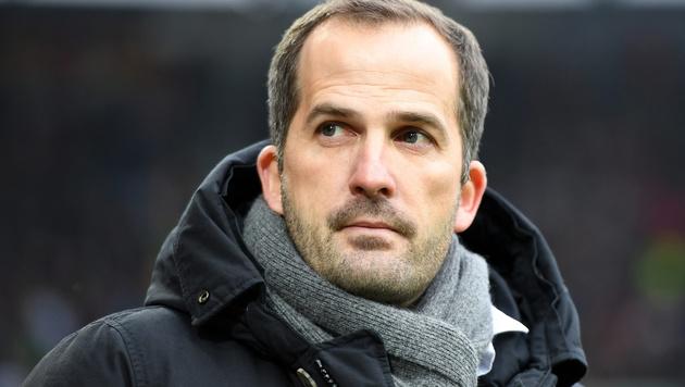 Augsburg macht Baum zum Cheftrainer (Bild: GEPA)
