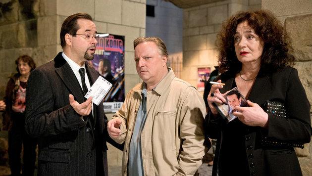 """Liefers und Prahl bleiben bis 2020 beim """"Tatort"""" (Bild: ORF)"""