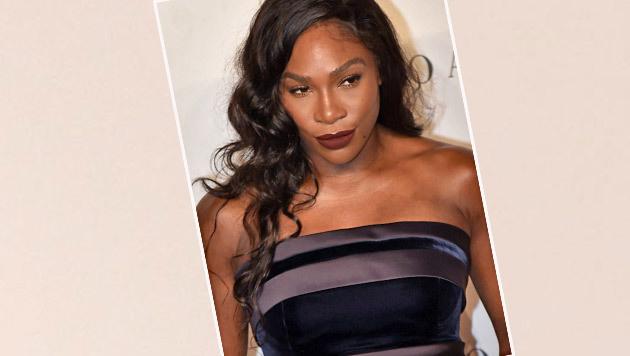 Serena Williams ist verlobt (Bild: APA/AFP/ALBERTO PIZZOLI)