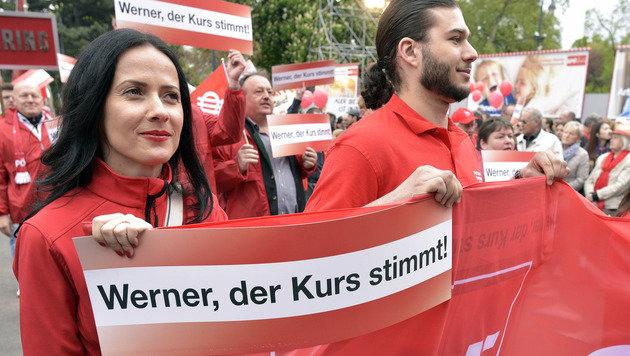 Von Hofer bis Häupl: Die Sprüche des Jahres (Bild: APA/HANS PUNZ)