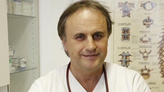 Maximilian Domej (Bild: KRONEN ZEITUNG)