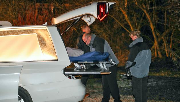 Sohn (43) erschoss Mutter: Obduktion abgeschlossen (Bild: APA/FRANZ NEUMAYR)