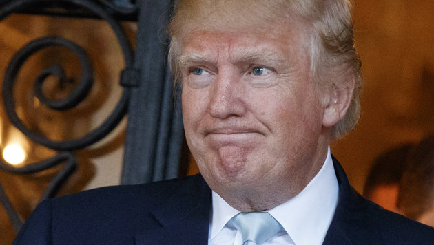 Will ein engeres Verhältnis zu Russland: Donald Trump (Bild: ASSOCIATED PRESS)