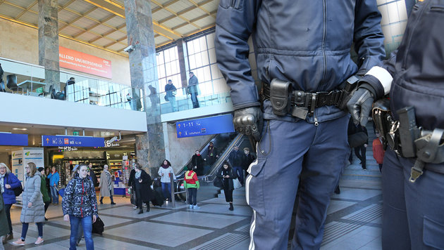 So soll am Westbahnhof wieder Ordnung einkehren (Bild: Peter Tomschi, APA/BARBARA GINDL)