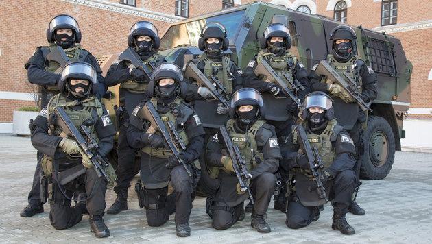 7000 Polizisten stehen zu Silvester im Einsatz (Bild: BMI/Jürgen Makowecz)