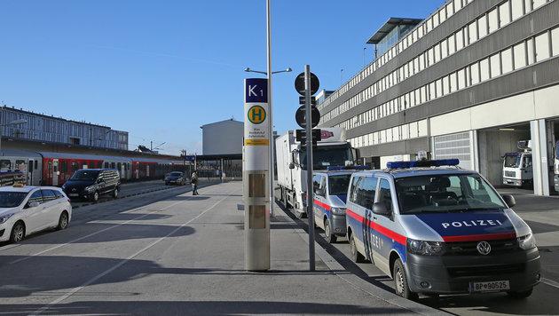 So soll am Westbahnhof wieder Ordnung einkehren (Bild: Peter Tomschi)