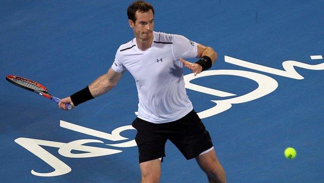 Murray startet mit Niederlage in neue Saison (Bild: AFP or licensors)