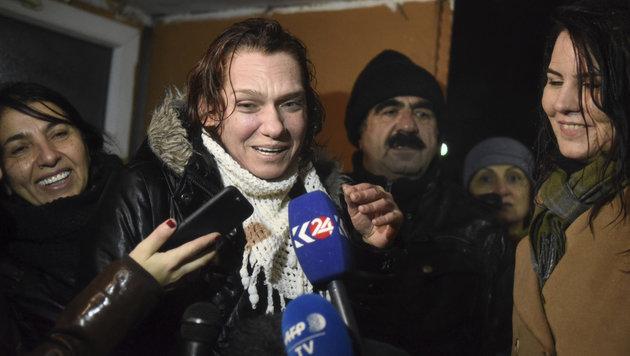Regierungskritische türkische Autorin freigelassen (Bild: AP)