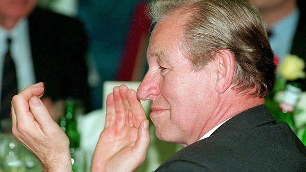 Steirischer Alt-Landeshauptmann Krainer gestorben (Bild: APA/ULRICH SCHNARR)