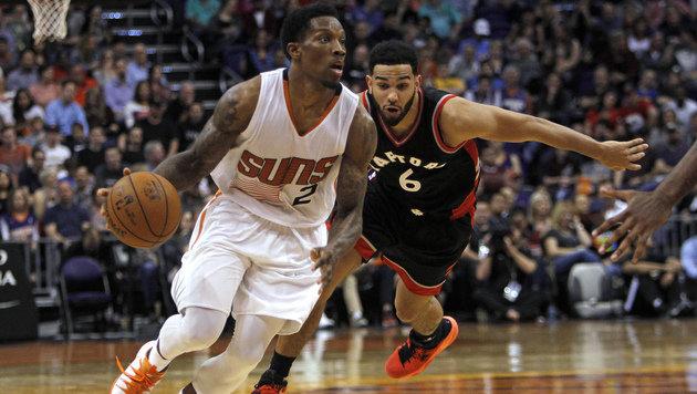 Zehnte Saison-Niederlage für Toronto in NBA (Bild: AP)