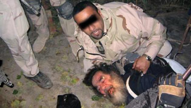 Irak: Vor zehn Jahren wurde Saddam Hussein gehängt (Bild: APA/AFP/HO)