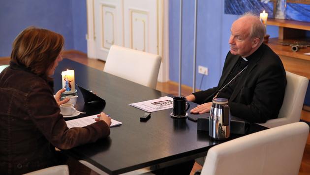Wird der Islam Europa erobern, Herr Kardinal? (Bild: Zwefo)