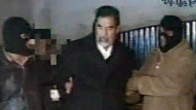 Irak: Vor zehn Jahren wurde Saddam Hussein gehängt (Bild: EPA)