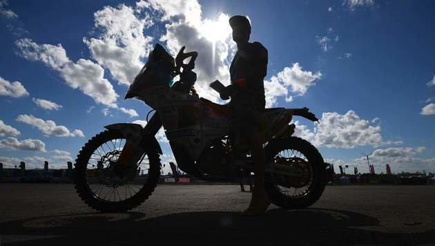 39. Auflage der Dakar-Rallye startet in Paraguay (Bild: AFP)