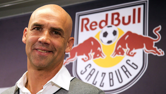 """Letsch: """"Traue mir den Job bei RB Salzburg zu!"""" (Bild: APA/NEUMAYR/SB)"""