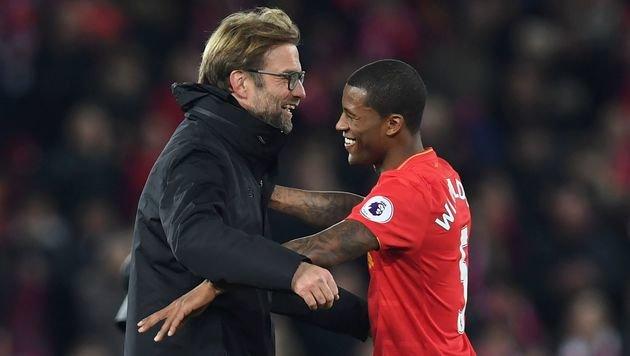 Liverpool gewinnt Schlager gegen Manchester City (Bild: AFP)