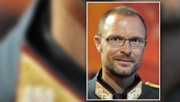 OÖ-Landespolizeidirektor Andreas Pilsl (Bild: APA/HERBERT PFARRHOFER)