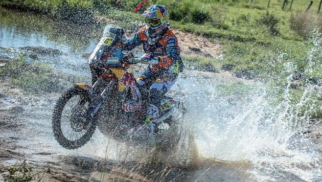 Rallye Dakar: Walkner auf erster Etappe Sechster (Bild: GEPA)