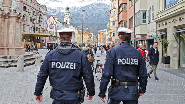 Innsbruck: Zwei weitere Verdächtige meldeten sich (Bild: Christof Birbaumer (Archivbild))