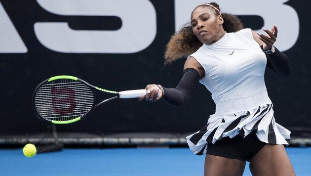 Kampf gegen den Wind: Williams mit Comeback-Sieg (Bild: AP)