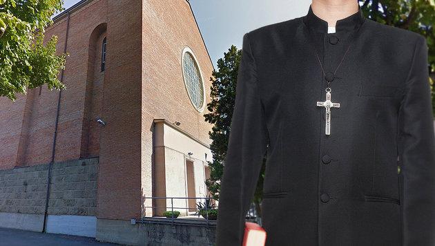 Pfarrer wegen Orgien und Zuhälterei angeklagt (Bild: GoogleMaps, thinkstockphotos.de)