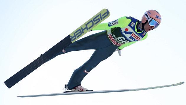 YES! Stefan Kraft gewinnt Innsbruck-Qualifikation (Bild: GEPA)