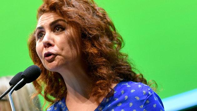 Grüne-Frauensprecherin Berivan Aslan (Bild: APA/BARBARA GINDL)