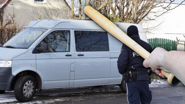 Sohn (48) prügelt Eltern mit Baseballschläger tot (Bild: APA/HANS PUNZ, thinkstockphotos.de)